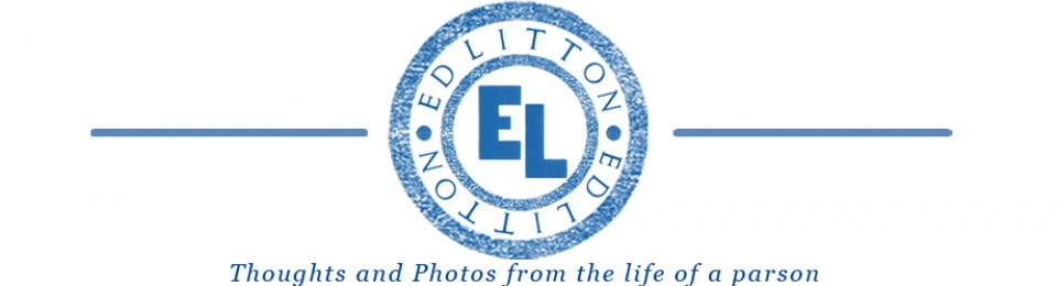 Ed Litton's Blog